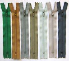 YKK Nylon Coil Sewing Zips