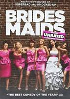 Bridesmaids - DVD By Kristen Wiig,Maya Rudolph - VERY GOOD