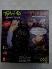 NEW Weird-ohs Wheel Rack Weird & Ghoulish Model Kit #15983 by Hawk