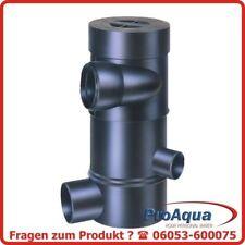 WISY Wirbel-Fein-Filter WFF 150 mit Verlängerungsrohr