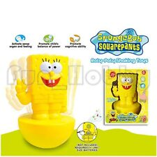 Music and Lights SpongeBob Squarepants Roly-Poly Shaking Toy