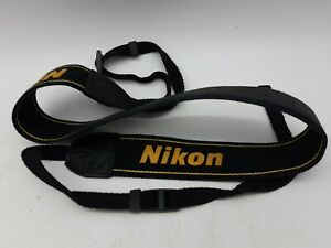 Original Vintage Nikon Camera Strap