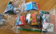 4 Complete K'Nex Racecar Building Sets 4X Racers & 2X car age 6+ with manuals