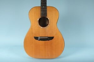 1985 Goodall KGC-225 Natural Acoustic Koa Back Guitar w/ Leather Case
