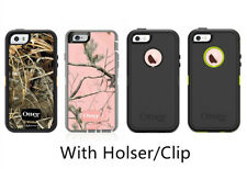 New OEM OtterBox Defender Series Case For iPhone 5/5s/SE (With Holster/Clip)