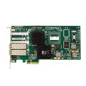 LSI Logic Dual Port Fibre Channel 2Gb/s PCI Express Host Bus Adapter LSI7202EP