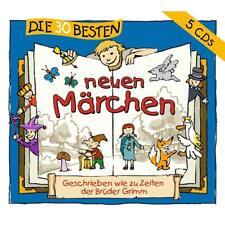 Die 30 besten neuen Märchen  5 CD HÖRBUCH   - Neu & eingeschweisst!!