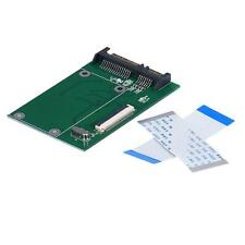"1.8"" ZIF CE HDD Hard Disk Drive SSD to 40Pin Serial SATA Male Adapter Konverter"