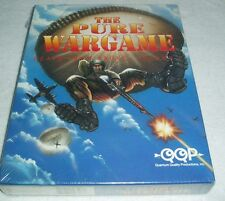 VINTAGE The Pure Wargame Death from above Volume 1 PC Game Big Box SEALED