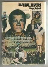 BABE RUTH & THE AMERICAN DREAM hardcover book by KEN SOBOL - INTRO: DICK SCHAAP
