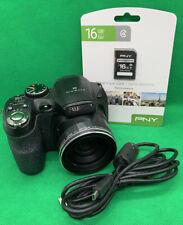 Fujifilm FinePix S Series S2700HD 12.2MP Digital Camera - Black