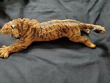 VINTAGE & RETIRED SAFARI LTD VANISHING WILD SIBERIAN TIGER MALE LEAPING
