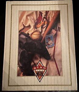 NIB Stan Musial PSA Prostate Cancer Awareness 1992 Kit Entire St Louis Cardinals
