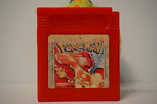 Pokemon Rote Edition Game Boy gameboy Nintendo THE GAME SAVES original 3230