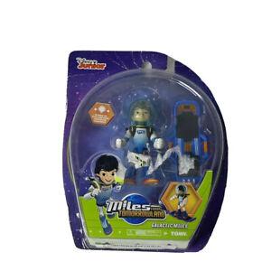 "Disney Junior Miles From Tomorrowland GALACTIC MILES 3"" Plastic Toy Figure NEW!"