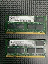 Qimonda Hys64T256020Edl-2.5C2 2Gb Notebook Sodimm Ddr2 Pc6400(800) Unbuf