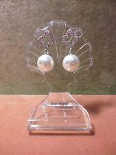 14x Earrings stand. Acrylic jewelry display.