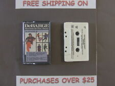 DeBARGE RHYTHM OF THE NIGHT CASSETTE