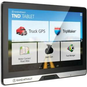 """Rand McNally TND-80 TND-T80B 8"""" Tablet TRUCK GPS RECEIVER SCREEN PROTECT BUNDLE"""