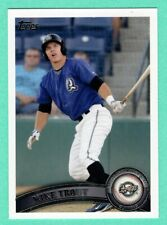 2011 Topps Pro Debut Mike Trout #263 Los Angeles Angels