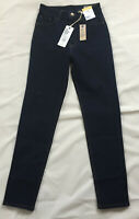 Ladies M&S Denim Size 6 Short High Rise Skinny Jeans The Magic Jean Lift