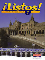 Listos! 1 Pupils Book (Listos for 11-14)-ExLibrary