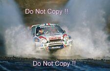 Didier AURIOL TOYOTA COROLLA WRC ARGENTINA RALLY 1999 fotografia 2