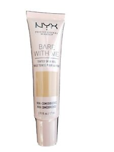 Nyx Professional Makeup Bare With Me Tinted Skin Veil Beige Camel 0.91 fl.oz.