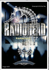 OFFICIAL REX RAY COLLECTION STORE - Rex Ray - RADIOHEAD  (PROOF) 2006