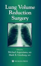 NEW - Lung Volume Reduction Surgery