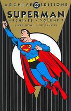 Superman Golden Age Archives Vol 7 by Siegel, Shuster, Finger & more 2006 HC DC