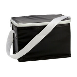 SMALL Black Takeaway Delivery Drivers Bag Insulated Deliveries Fast Food Bags
