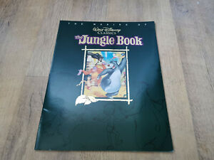 The Making of Walt Disney's The Jungle Book - VGC