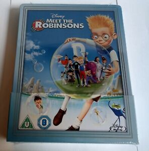 Meet The Robinsons - Disney blu ray steelbook - New and sealed