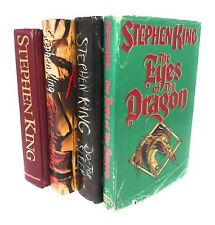 Stephen King Novels First Edition The Eyes Of The Dragon The Shinning Carrie +