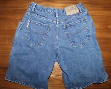 Men's  Corniche     5 pocket   Denim    jean  shorts     size 29