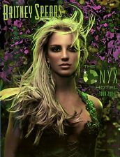 BRITNEY SPEARS (onyx) POSTER 24 X 36 Inches Looks great