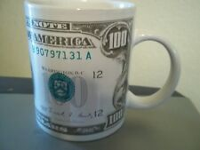 Money $100 Coffee Cup Mug Magic Creations
