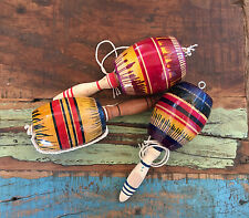 Classic  Mexican Wooden Toy Balero Classic Folklore Juguetes Del Recuerdo