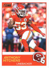 2019 Score #8 Anthony Hitchens Chiefs
