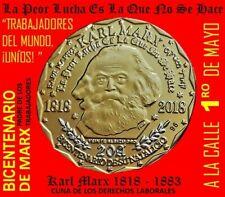ALBIZU 200 Aniv KARL MARX & 150 GRITO DE LARES Puerto Rico 1 de Mayo SOCIALISTA