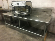 Commercial Stainless Steel Table Local Pickup Only