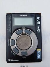 Rio Diamond PMP300-Reproductor de MP3-deo.com & espía Bar Promo Artículo