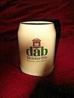 Antica Boccale Da Birra IN Grès-dab Meister Pils-Dortmunder Actien Brauerei