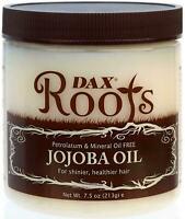 DAX ROOTS JOJOBA OIL FOR SHINER HEALTHIER HAIR 213G