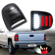 2Pcs LED License Plate Light For Chevy Tahoe Suburban GMC Sierra Cadillac Yukon