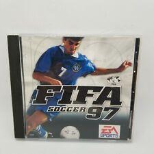 FIFA Soccer 97 EA Sports CD-ROM PC Game Windows 95