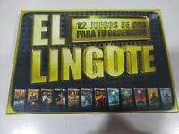 El Lingote 12 x Juegos - PC DVD-Rom Sparta Drakensang Tropico Death to Spies
