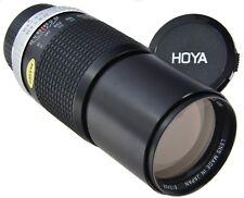 PENTAX PK Hoya 300mm 5.6 ===Mint===