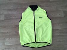 Trek Mens Hight Viz Cycle Vest Size Large Yellow
